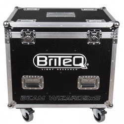 Briteq CASE FOR BEAM WIZARD5x5