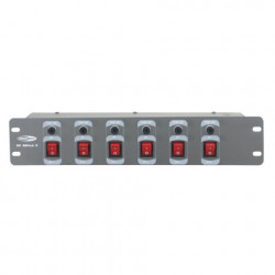 Showtec DJ-Switch 6 Dispatch