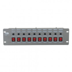 Showtec DJ-Switch 10 Dispatch