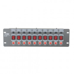 Showtec DJ-Switch 10F Dispatch