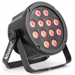 BeamZ SlimPar 35 Projecteur PAR LED