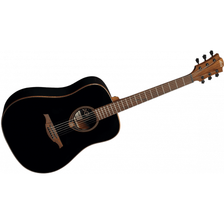 Lâg - T118D-BLK Dreadnought Black