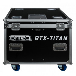Briteq CASE FOR 2x BTX-TITAN