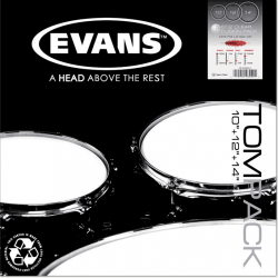 "Evans Tom Pack 10-12-14"" EC2S"