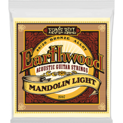 Ernie Ball 2067 jeu Mandoline Light