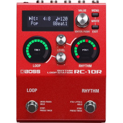 Boss - RC-10R Rhythm Loop Station