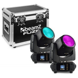 BeamZ Pack x2 Fuze75B Beam 75W