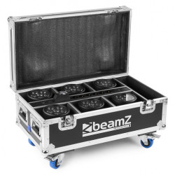 BeamZ FCC96 Flight Case pour BBP66