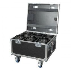 Showtec Pack 6 x EVENTSPOT 1600 Q4