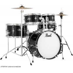 "Pearl Roadshow Junior 16"" Jet Black"
