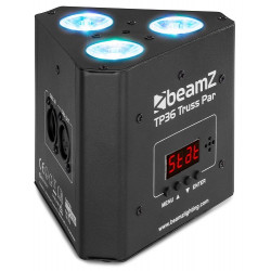 BeamZ Professional TP36 PAR LED