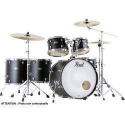 "Pearl Decade Maple Rock 22"" Black"