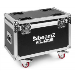 BeamZ FCFZ4 Flight-Case FUZE