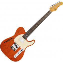 G&L TASCBSH-CLO-R Clear Orange