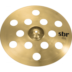 "Sabian SBR 16"" crash O-Zone"