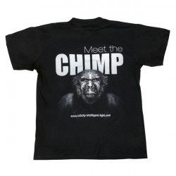 Infinity CHIMP T-SHIRT - FRONT