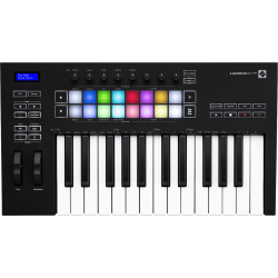 Novation - LAUNCHKEY-25-MK3