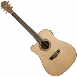 Washburn - WD7SCE Naturel