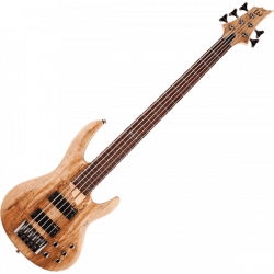 LTD - B205SMFL-NS fretless
