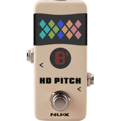 NUX - HD-PITCH Accordeur Guitare
