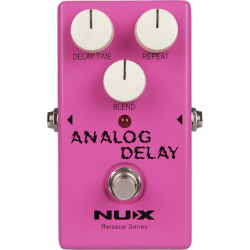 NUX - ANALOG-DELAY Effet Guitare
