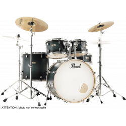"""Pearl Decade Maple Fusion 22"""" Deep Forest Burst"""