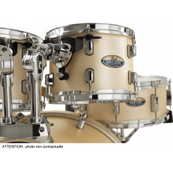 "Pearl Decade Maple Jazz 18"" Satin Gold Meringue"