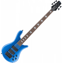 Basse Euro 5 Bolt Metallic Blue