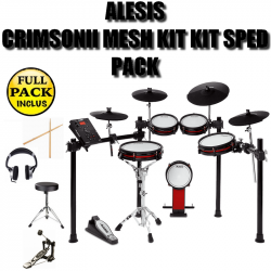 Alesis - CRIMSONIIMESHKITSPED-PACK