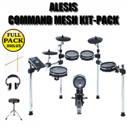Alesis - COMMANDMESHKIT-PACK