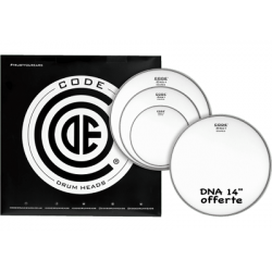 CODE DRUMHEADS Tom - DNA Fusion Pack