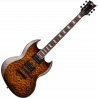 Ltd Modele 200 Viper Dark Brown Sunburst