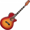 Takamine - Faded Cherry Burst Thinline